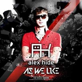 Alex Hide - As We Like Radio-Show 044 (2012)