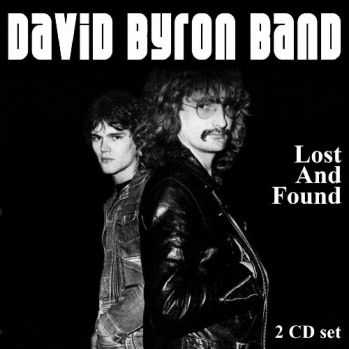 The Byron Band - Lost And Found (2003)