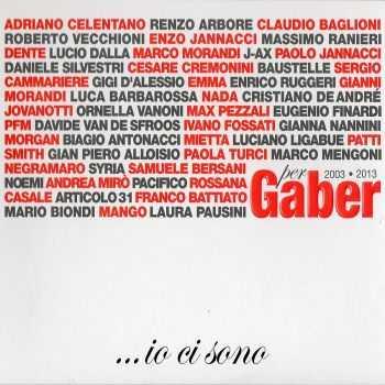 VA - Per Gaber...io ci sono (2012)