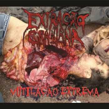 Extração Craniana - Mutilação Extrema (Demo) (2012)