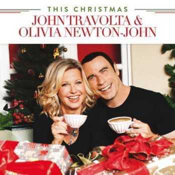John Travolta & Olivia Newton-John - This Christmas (2012)