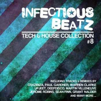 VA - Infectious Beatz Vol 8 (Tech & House Collection)(2012)