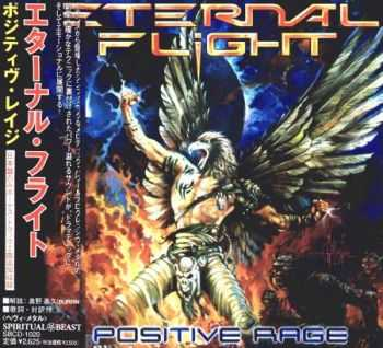 Eternal Flight - Positive Rage (Japanese Edition) 2004 (Lossless) + MP3