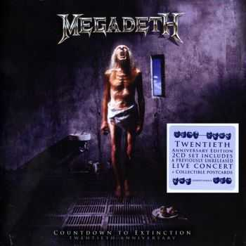 Megadeth - Countdown To Extinction (20th Anniversary Edition) (2012)