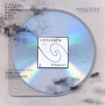 Submersion - Finality (2012)