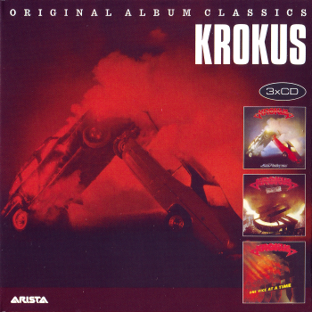 Krokus - Original Album Classics [3CD] (2012) FLAC