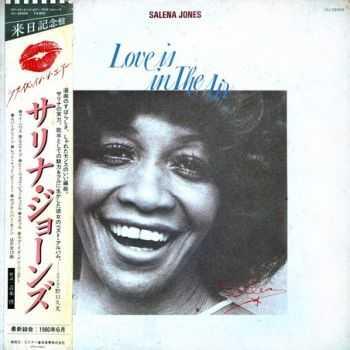 Salena Jones - Love Is In The Air (1980)