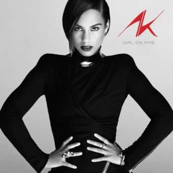Alicia Keys - Girl On Fire (Japan Deluxe Edition) (2012)