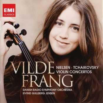 Vilde Frang - Nielsen, Tchaikovsky: Violin Concertos (2012)