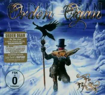 Orden Ogan - To The End (Ltd. Digipack) (2012) (CD + DVD)