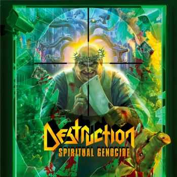Destruction - Spiritual Genocide (Limited Edition) (2012)