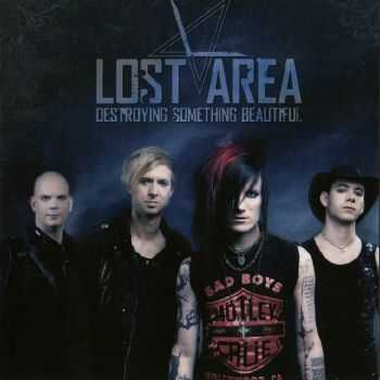Lost Area - Destroying Something Beautiful (2012)