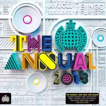 VA - Ministry Of Sound - The Annual 2013 (UK) (2012)