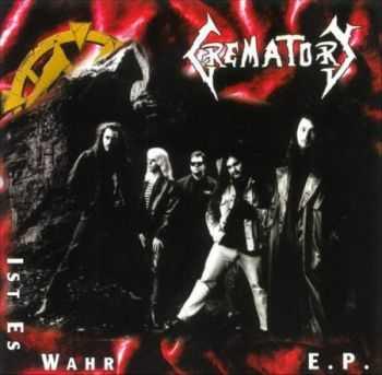 Crematory - Ist Es Wahr (EP) (1996)