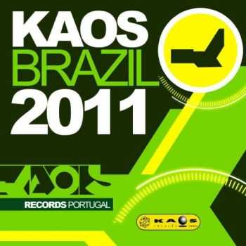VA - Kaos Brazil (2011)