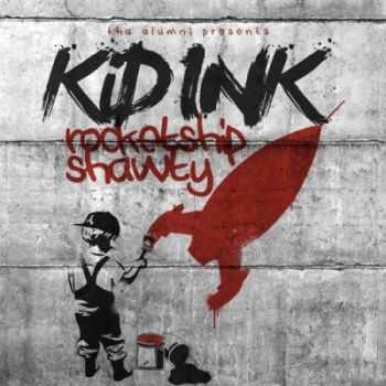 Kid Ink - Rocketshipshawty (2012)