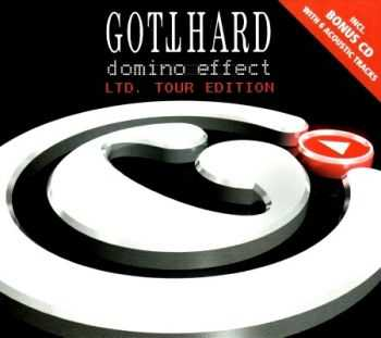 Gotthard - Domino Effect (Limited Tour Edition) 2CD (2007) (Lossless) + MP3