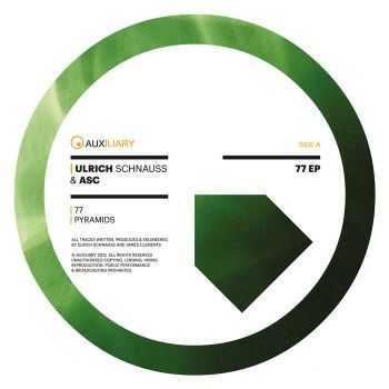 ASC & Ulrich Schnauss - 77 EP (2012)