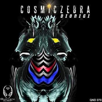 Dionigi - Cosmic Zebra (2012)
