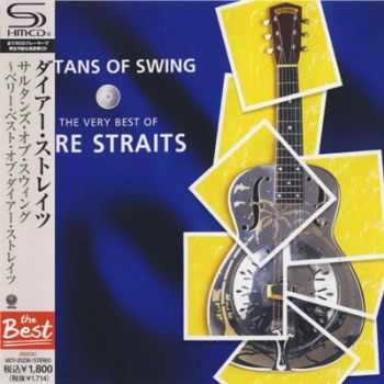 Dire Straits - Sultans Of Swing the Very Best (1998) (Japanese Edition)