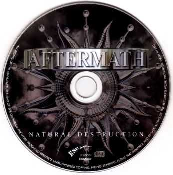 Aftermath - Natural Destruction (2003)