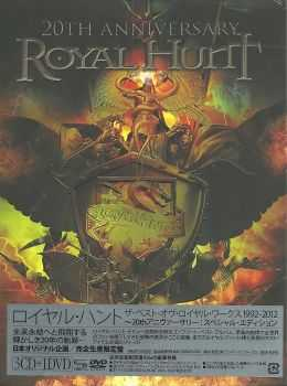 Royal Hunt - The Best Of Royal Works 1992-2012 - 20th Anniversary [3CD Japanese Special Edition] (2012) FLAC