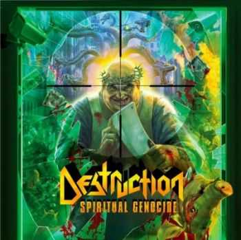 Destruction - Spiritual Genocide (2012) Lossless