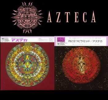 Azteca - 2 Albums Mini LP Blu-spec CD (2012)