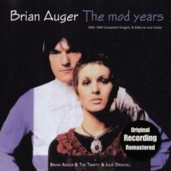 Brian Auger - The Mod Years 1965-1969 (2011)