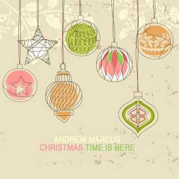 Andrew Marcus - Christmas Time Is Here (2012)