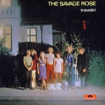 The Savage Rose - In The Plain (1968)