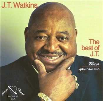 J. T. Watkins - The Best of J. T. Blues You Can Use (2012)
