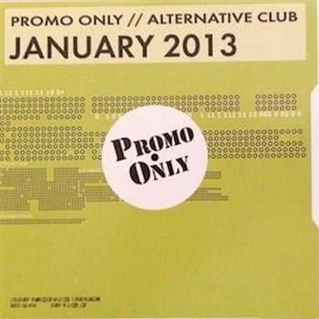 Promo Only Alternative Club January (2013)
