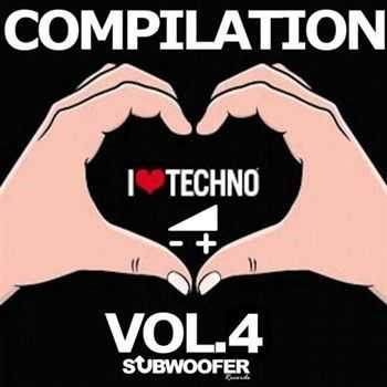 I Love Techno Compilation Vol 4 (2012)