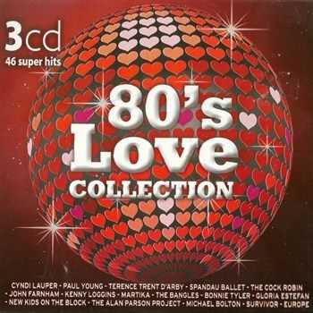 80's Love Collection (3CD) (2012)
