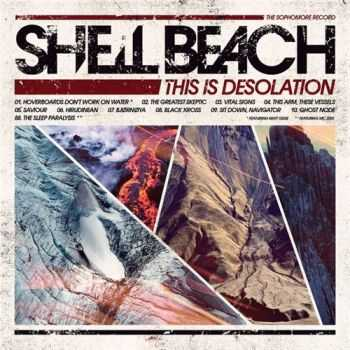 Shell Beach - This Is Desolation (2012)