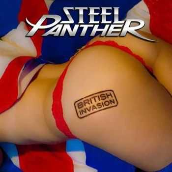 Steel Panther - British Invasion (2012)