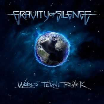 Gravity Of Silence - World Turns Black [EP] (2012)