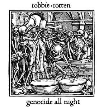 Robbie Rotten - Genocide All Night (EP) (2012)