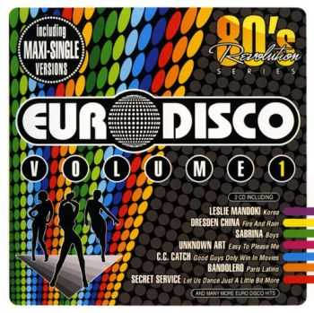 VA - 80s Revolution Euro Disco Volume 1 (2012) FLAC