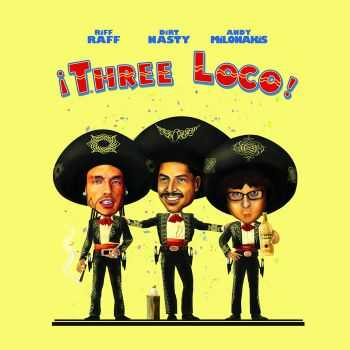 Three Loco - Three Loco EP (2012)