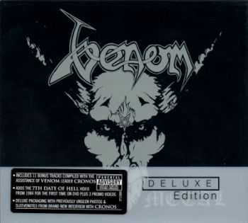 Venom - Black Metal (Deluxe Edition) (1982)  ( Remaster 2009)