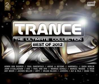 Trance The Ultimate Collection Best Of 2012 (2012)