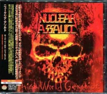 Nuclear Assault - Third World Genocide (Japanese Edition) (2005) Lossless