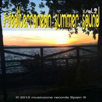 VA - Mediterranean Summer Sounds Vol 2 (2012)