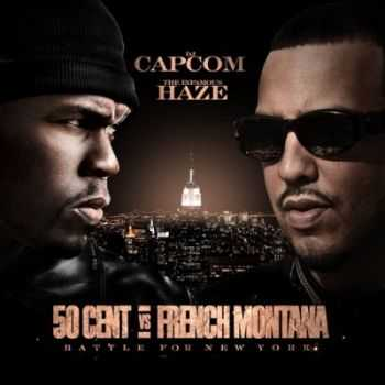 50 Cent vs French Montana - Battle For New York (2012)