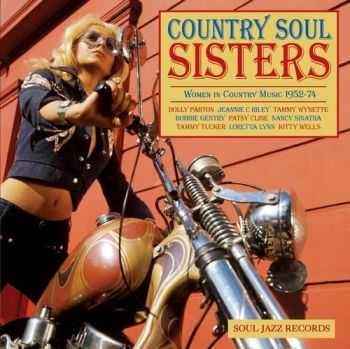 VA - Country Soul Sisters: The Rise of Women in Country Music 1952-74 (2012)