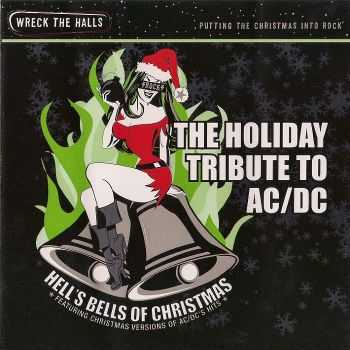 Santa Claws and The Naughty But Nice Orchestra - The Holiday Tribute To AC/DC (2007)