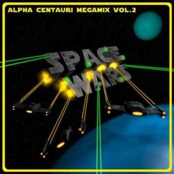 Various Artists - Alpha Centauri Megamix - Space Wars Vol.2 (2007)