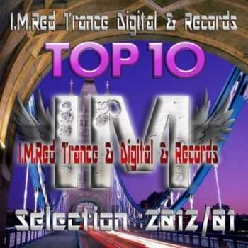 Imred Trance Digital & Records Top 10 Selection 2012 01 (2012)